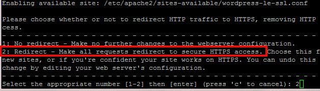 install free sll certificate on ubuntu